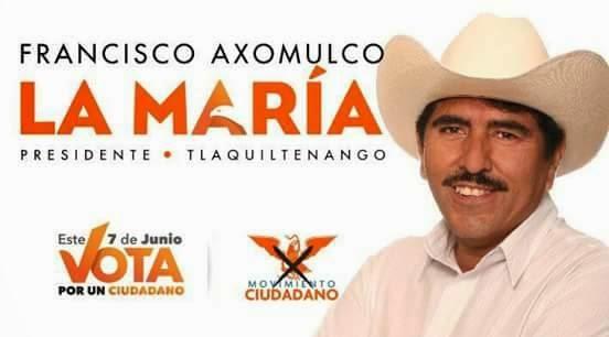 """La Maria"" FRANCISCO AXOMULCO"