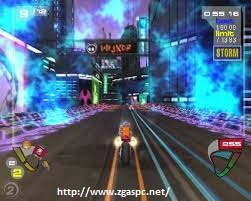 Download Game xgiii extreme g racing PS2 For PC Full Version ZGASPC