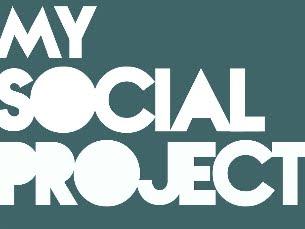 Também estamos no My Social Project