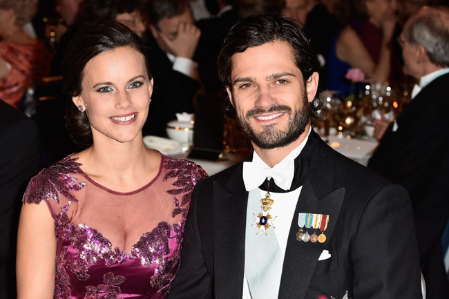 Wedding Preparations Of Prince Carl Philip And Sofia Hellqvist