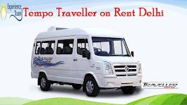 Tempo Traveller Hire