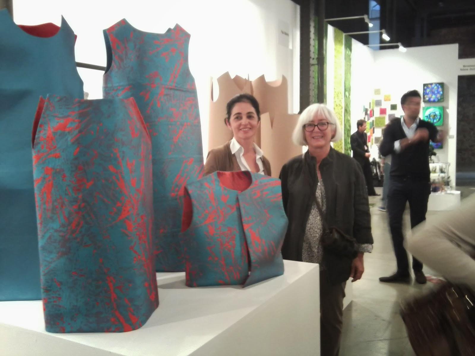 Estampa, 2013, Feria de arte, Exposiciones Madrid, Matadero, Blog de arte, Voa-Gallery, Yvonne Brochard, Susana Poyatos, Design Partners, Granada,