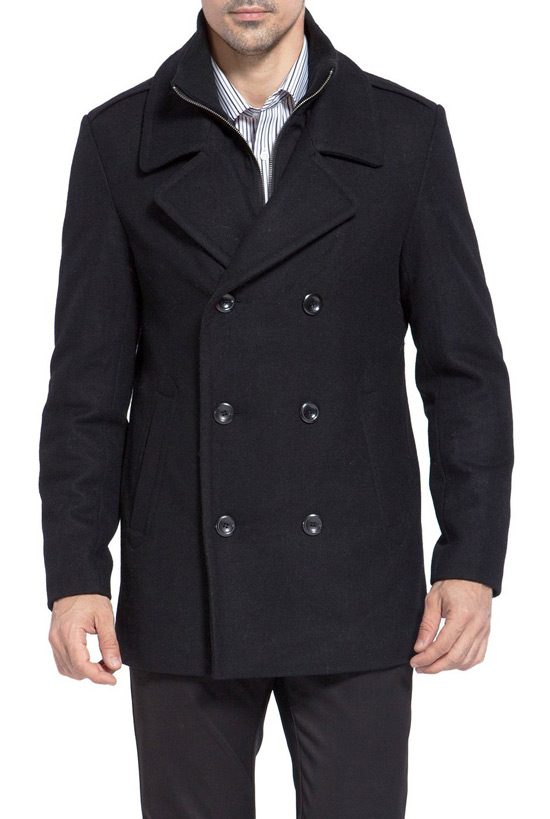 How to Wear a Pea Coat for Men - The Trend Spotter 39