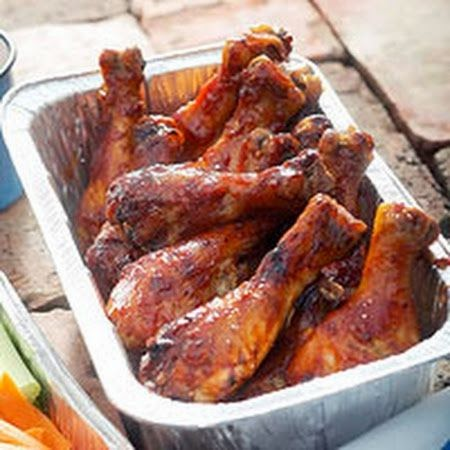 All American Barbecue Chicken Recipe