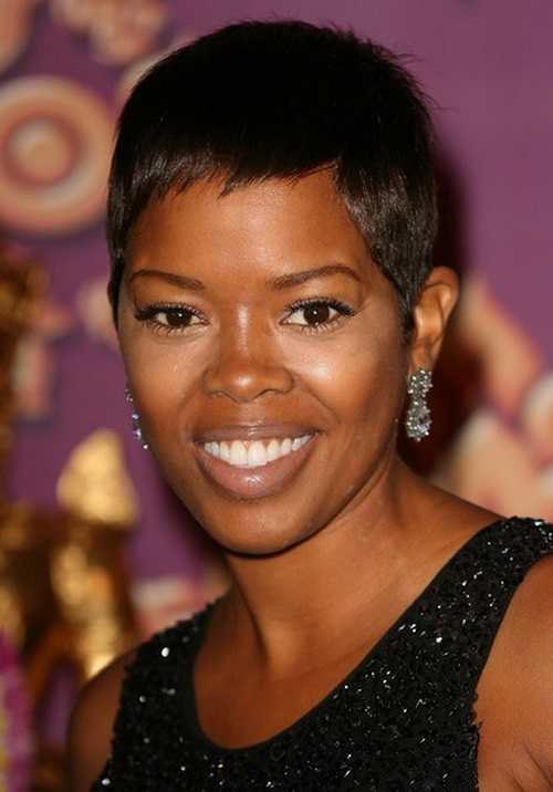 Trends and Ideas : Trendy Short Hairstyles for Black Women Over 60
