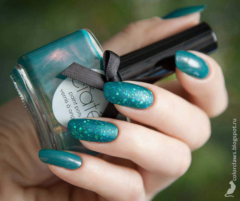 Ciate Fly with Me + Orly Go Deeper