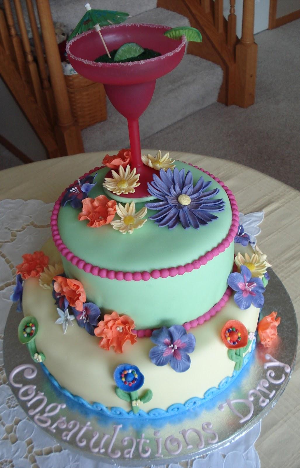 Robins Tweet Cakes July 2012