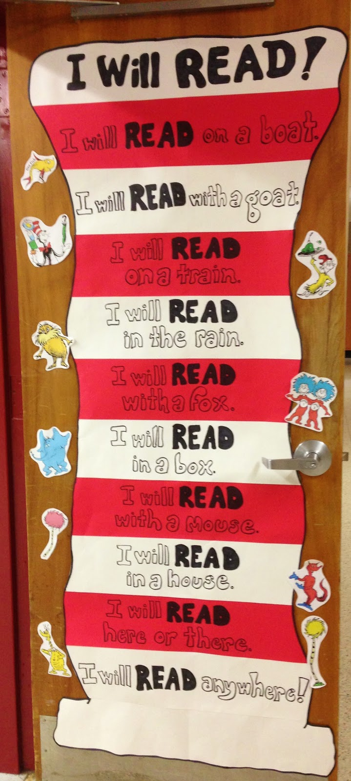 Dr Seuss Door Quick Easy on Best Dr Seuss Images On Pinterest Suess Preschool School