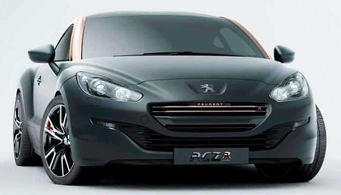 New Peugeot RCZ. Majalah Otomotif Online