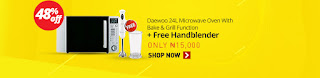 BEST DISCOUNT EVER!!!!!Never before seen lowest prices from konga (free shipping and 30 percent discount)