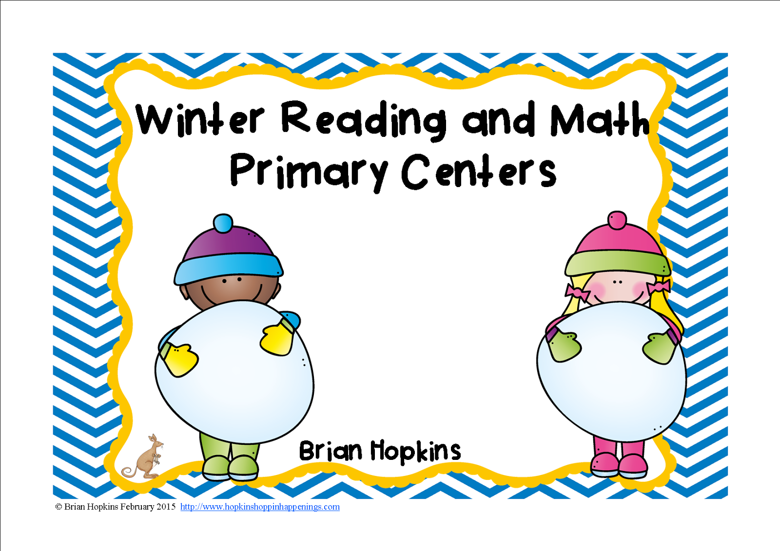 https://www.teacherspayteachers.com/Product/Winter-Primary-Reading-and-Math-Centers-1724944