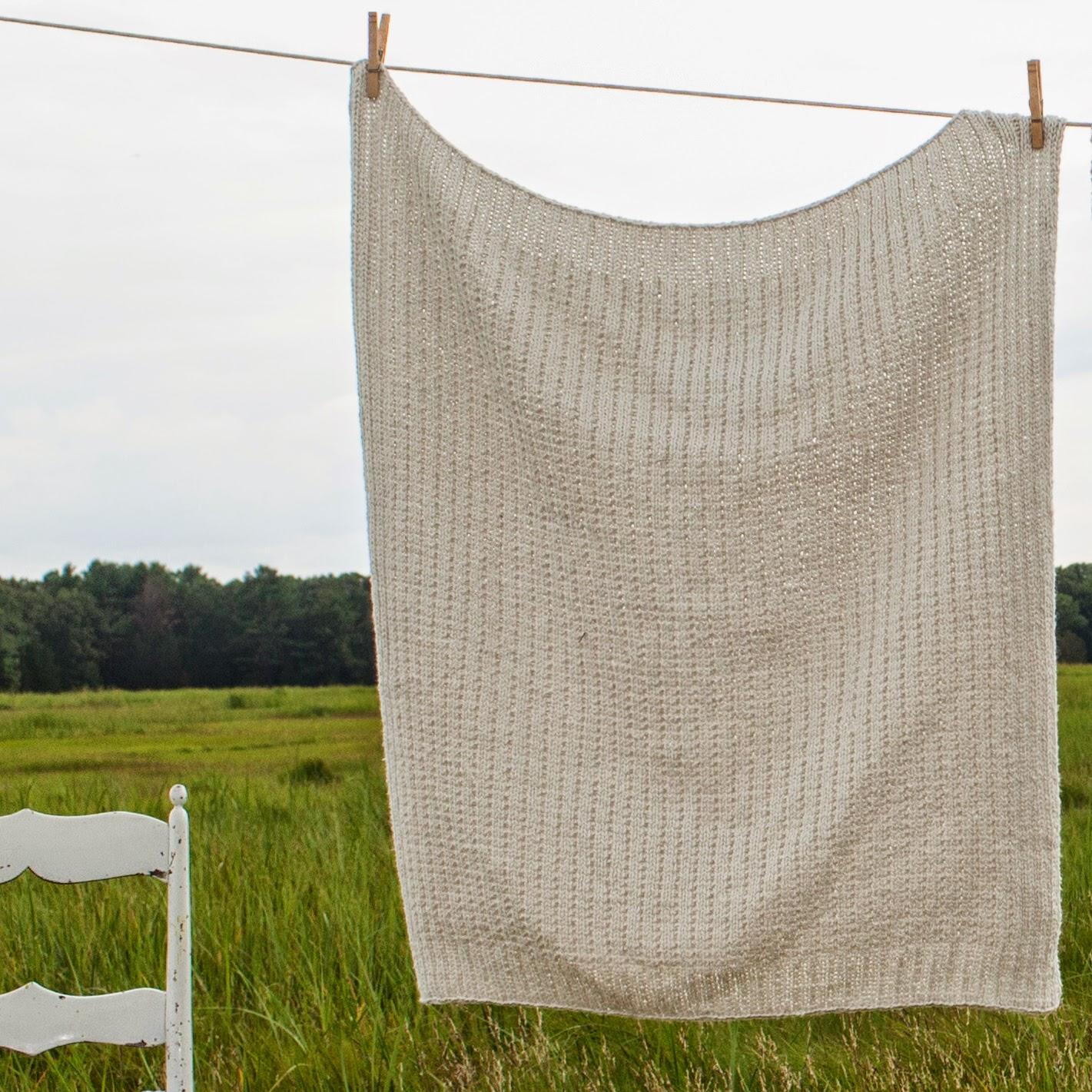 # 146 Broken Rib Blanket