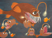 """""""WAY DOWN DEEP"""" a rhyming exploration of some fascinating deep sea creatures"""