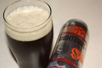 Sixpoint Craft Ales, Righteous Ale, Rye Beer, Beer Review, Craft Beer
