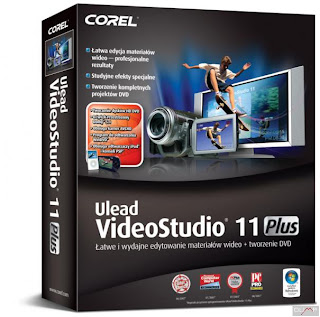 Ulead Video Studio 11 Plus free download