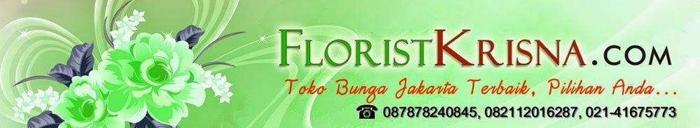 Florist Krisna | Toko Bunga Jakarta Online | Tlp 081905954343, 082112016287