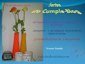 4to cumpleaños del blog de Griselda