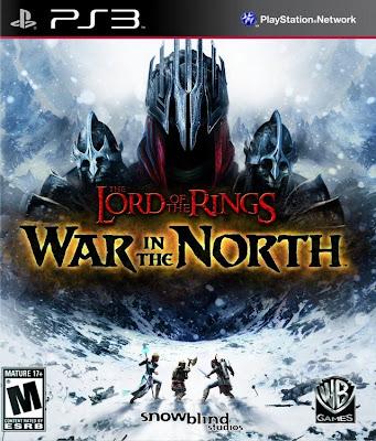 Il Signore degli Anelli: La Guerra del Nord PS3