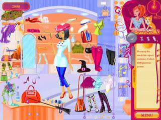 Online Fashion Games