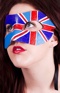 Masquerade Masks, masked ball party, masked weddings, wedding masks, prom masks, masquerade photoshoot, photography, lace masks, leather masks, men masks, UK masks, masquerade masks from england, Olympics, Jubilee