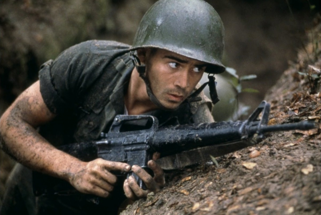 Hình ảnh phim Rời Quân Ngũ