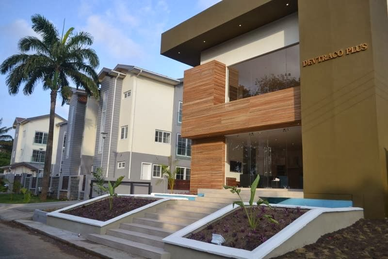 Ghanau0027s Premier Luxury Real Estate Company Devtraco Launches U0027Palmers  Placeu0027 As Well As Three Other New Projects.