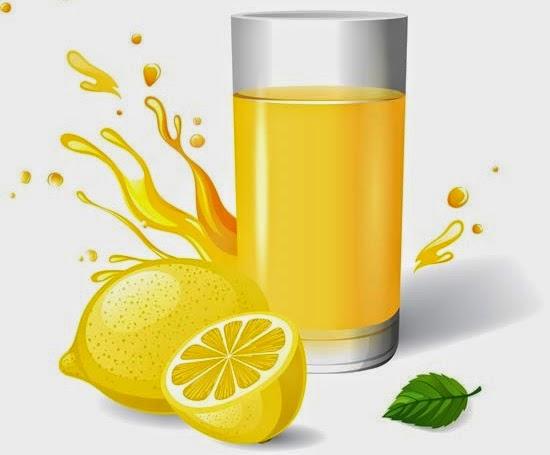 Lemon Juice home remedy for Pink Eye
