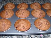 Cupcake hecho