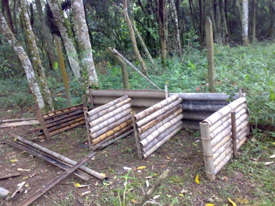 horta e jardim cotia:Escolas Ecológicas – IPESA: Minhocário e jardim suspenso – CE Allan