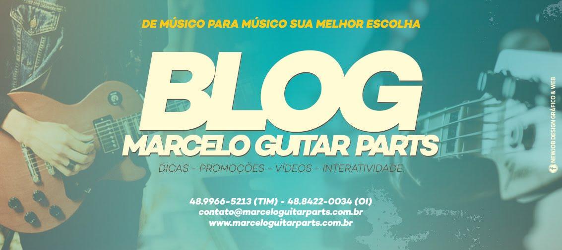 Marcelo Guitar Parts