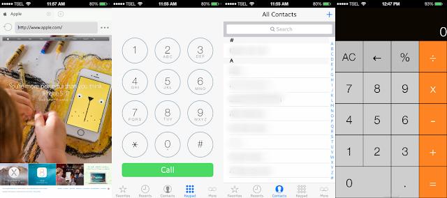 Cara Menggunakan Tampilan Android Jadi Keren Seperti Apple Iphone
