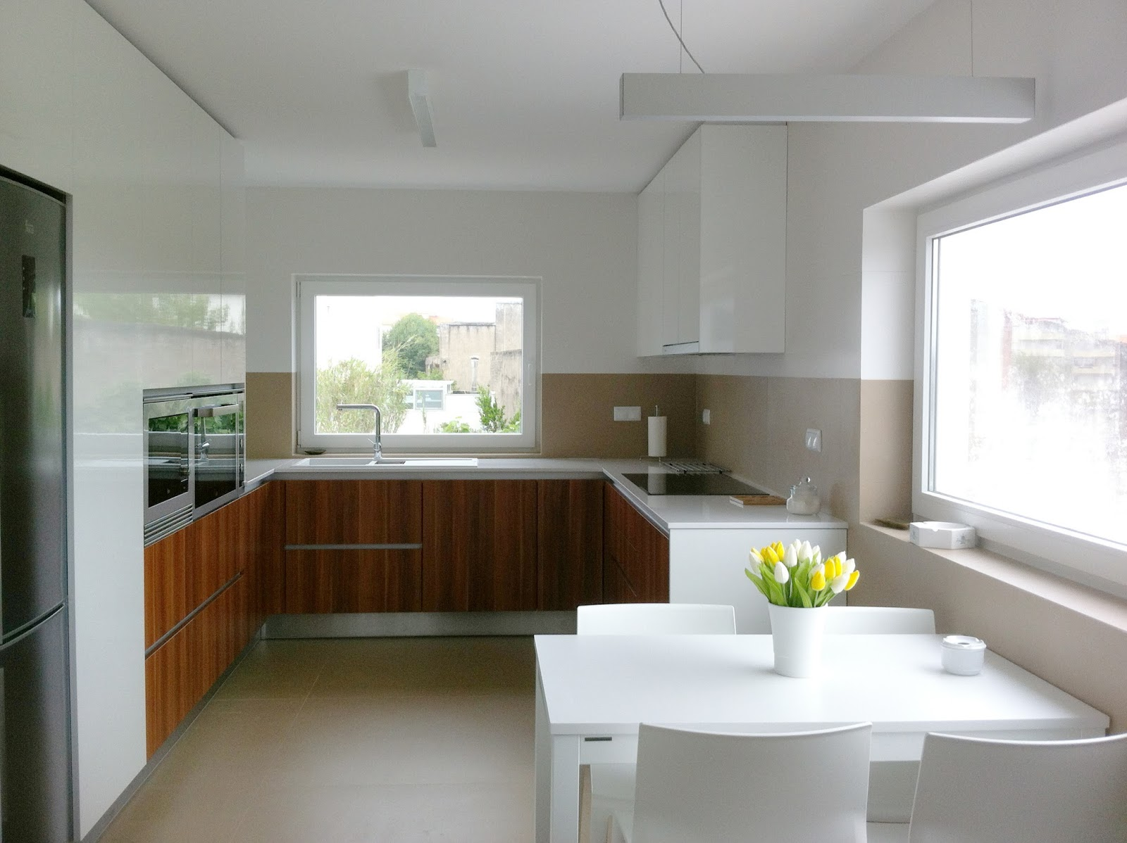 remodelação de cozinha 1 remodelação de cozinha 2 antes e #623E1F 1600 1198