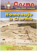 Revista Casma N° 01 - 2010