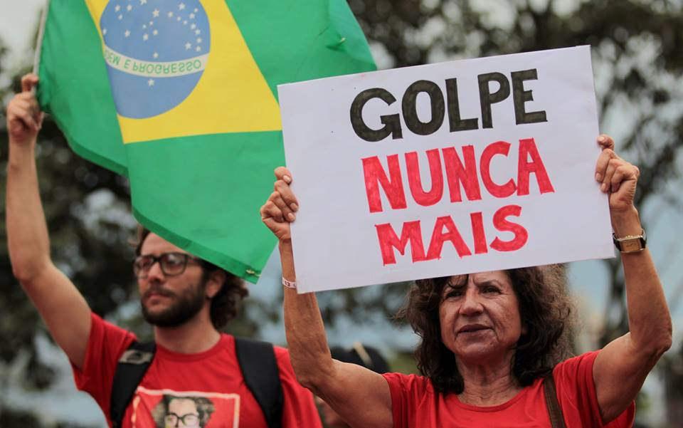 Em defesa da democracia, movimentos convocam todos às ruas dia 20!