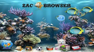 ZAC Browser - Navegador para autistas