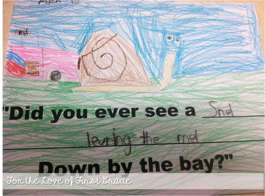 For the Love of First Grade: Returning from My Blog Hiatus!