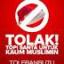 Stop Natal Bersama Bagi Ummat Islam