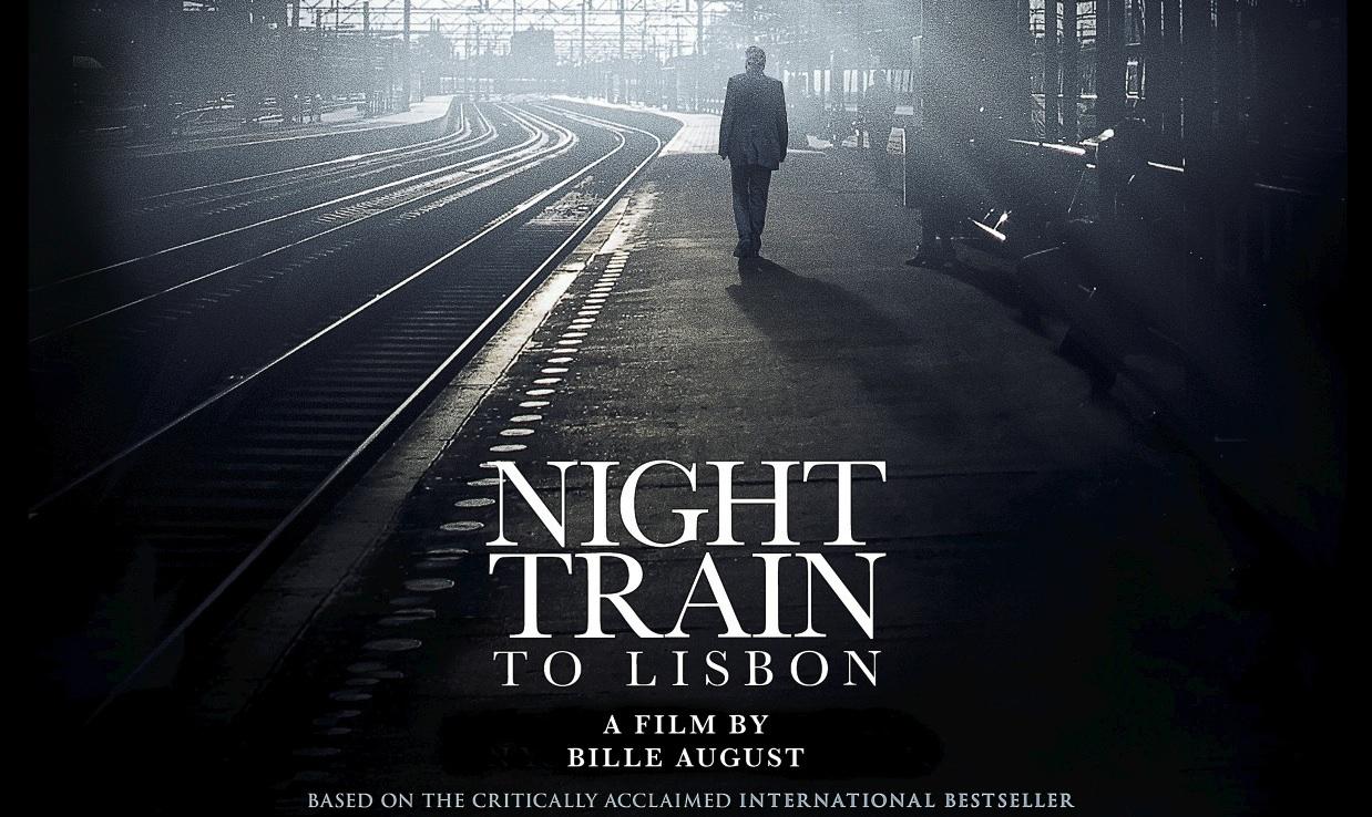 Nocny pociąg do Lizbony night train to Lisbon movie film