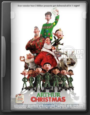Arthur Christmas (BRRip HD Ingles Subttulado) (2011)