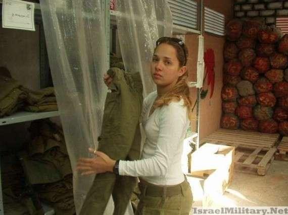 girl+israel+army