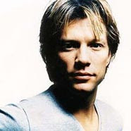 Jon Bon Jovi Hair style