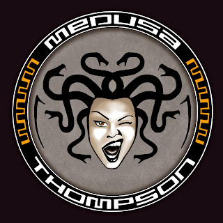 Medusa Thompson - PORTADA