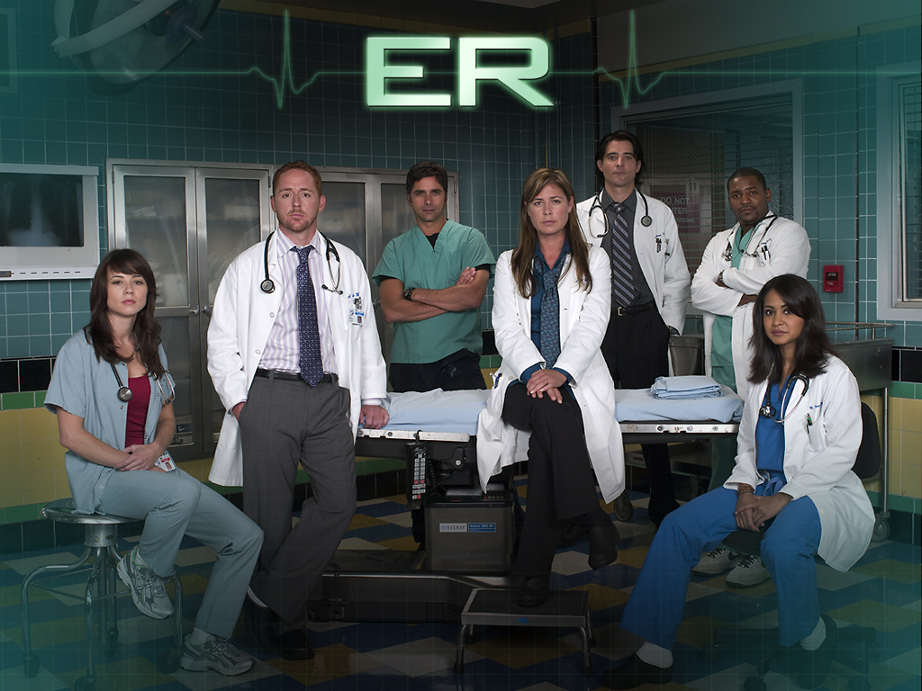 ER - Season 1, Episode 0: 24 Hours - TV.com