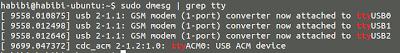 Mengetahui Port USB yang Dipakai di Ubuntu