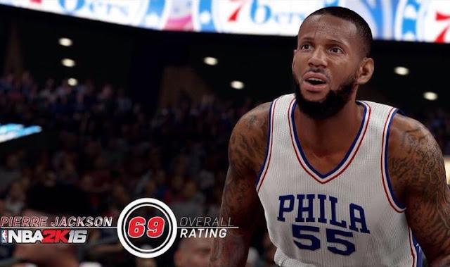 NBA2K16 Pierre Jackson