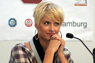Lena Gercke Short Hairstyles