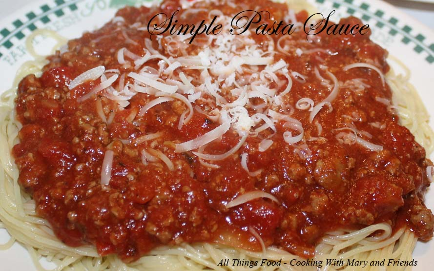 how to make your own pasta sauce with tomato paste