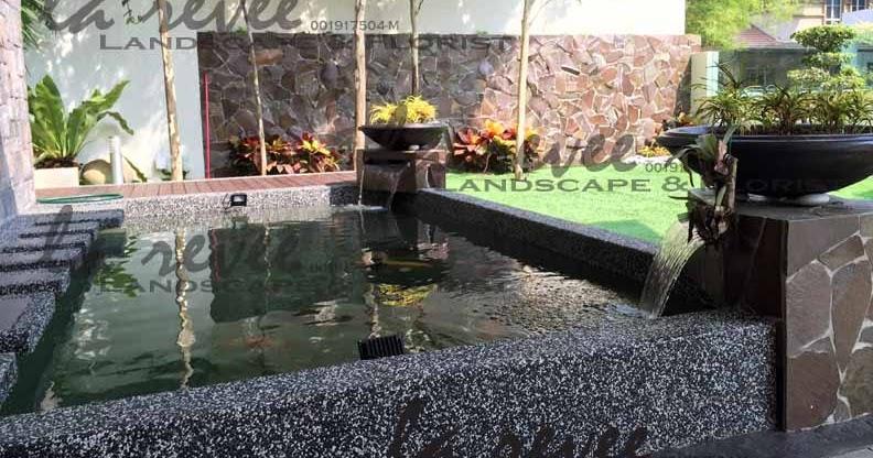 Professional koi pond and landscape contractor for Modern pond design