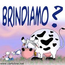 BRINDIAMO TUTTE INSIEME
