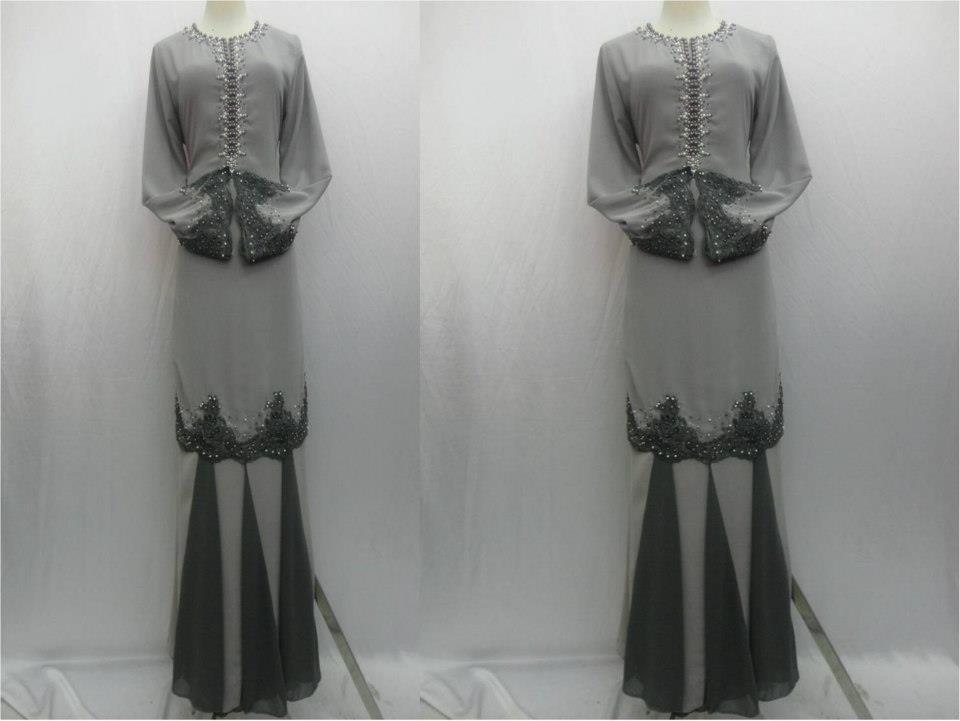Butik Ariadna: Baju Kurung Saloma, Moden, Peplum April Collection